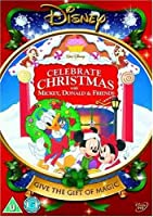 Celebrate Christmas With Mickey, Donald & Friends [DVD]