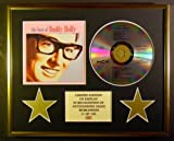 BUDDY HOLLY/CD DISPLAY/ LIMITED EDITION/COA/THE BEST OF BUDDY HOLLY