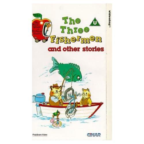 The Busy World Of Richard Scarry-Three Fishermen [VHS] [UK