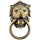 Xpert Brass Lion Door Knocker
