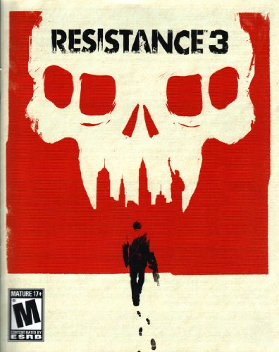Resistance 3 PS3 Instruction Booklet (Sony Playstation 3 Manual Only) (Sony Playstation 3 Manual) (Resistance 3 Ps3 compare prices)