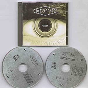 DEF LEPPARD - VAULT - CD (not vinyl)