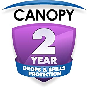 Canopy 2-Year DVD/Media Accidental Protection Plan  ($175-$250)