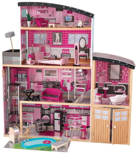 New KidKraft 65826 Sparkle Mansion