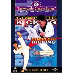 Complete Taekwondo Kicking