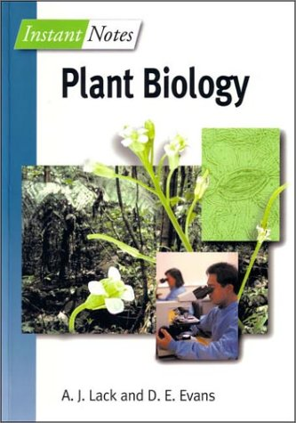 Instant Notes. Plant Biology