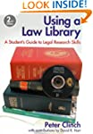 Using a Law Library: A Student's Guid...