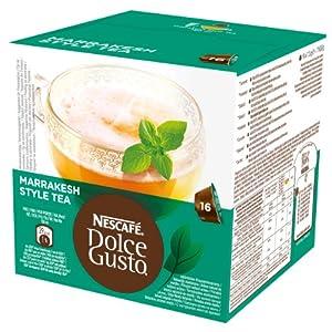 Purchase Nescafe Dolce Gusto Marrakesh Style Tea by Nescaf