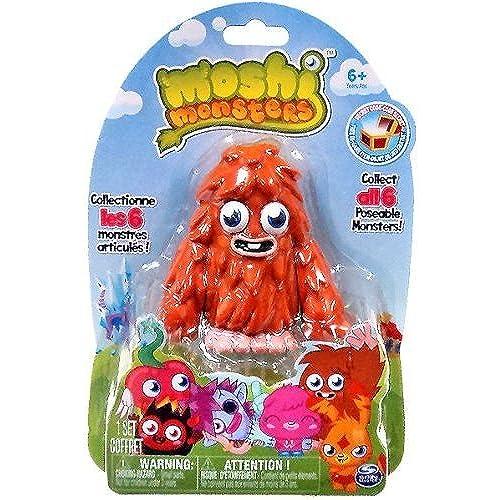Moshi Monsters 3 Inch Figure Furi 장난감 [병행수입품]