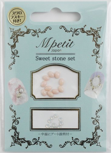 Mpetit SWEET STONE SET B324各10個入