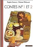 echange, troc Eugène Ionesco, Etienne Delessert - Contes numéro 1 et 2