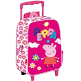 Acquista Peppa Pig Zaino Trolley Asilo