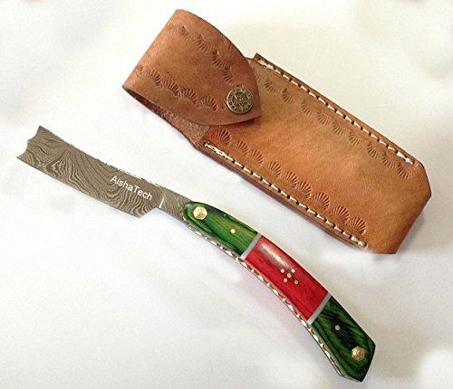 Straight Razor Pocket Knife