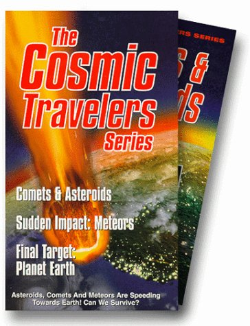 Cosmic Travelers: Three Tape Set [VHS]