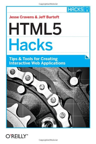 HTML5 Hacks 1449334997 pdf