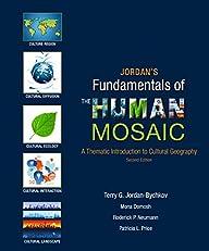 Jordan's Fundamentals of the Human Mosaic, Second Edition