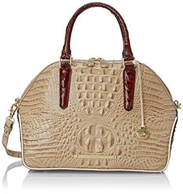 Brahmin Hudson Satchel Top Handle Bag