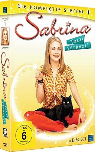 Sabrina - Total verhext! (Staffel 1, Folgen 01-24 im 5 Disc Set)