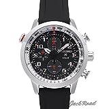 セイコー プロスペックス クロノ ソーラー メンズ 腕時計 SSC351P1 ブラック [並行輸入品]