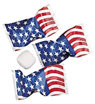 USA Flag Buttermints (108 Pcs.) – Candy and Food
