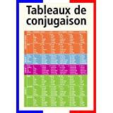 A3 homemade* French poster teaching aid / classroom resources - Conjugation (supplied folded to A4, NOT laminated)by 123 Web Art