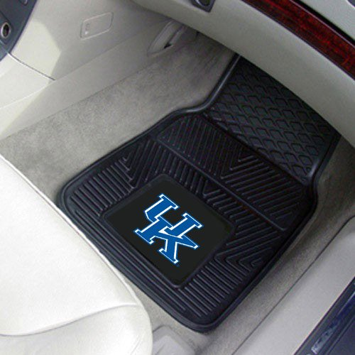 FANMATS Automotive Mats - University of Kentucky Wildcats, 2-Pc. Set (Kentucky Wildcats Car Mats compare prices)