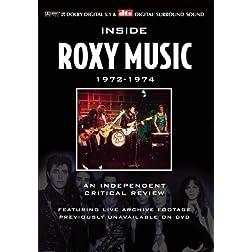 Inside Roxy Music 1972-1974