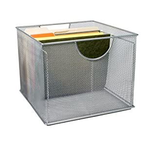 Design Ideas - Mesh File Box (DE34279)
