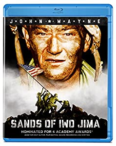 Sands of Iwo Jima [Blu-ray]