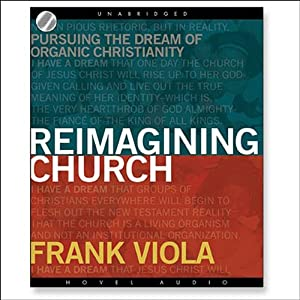 Reimagining Church Audiobook