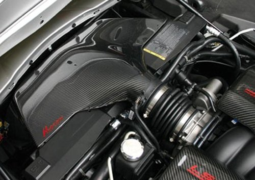 Corvette Hurricane Air Intake System : C6 LS2