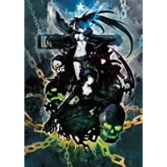 BLACK��ROCK SHOOTER Blu-ray��DVD�Z�b�g �˂�ǂ낢�ǂՂ�B��RS�Z�b�g�t�� (������萶�Y)