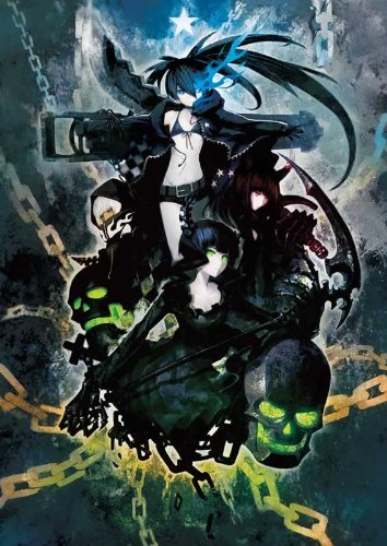 "It has been announced that ""Black Rock Shooter 2″ will be made!!"