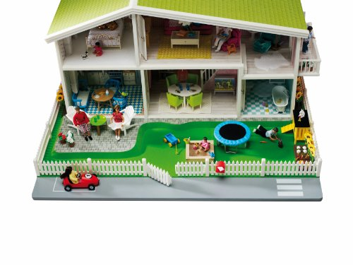 1:18 Scale Dolls House Smaland Garden 60.1010 By Lundby