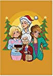 CAB1973 Golden Girls Christmas Joke G...