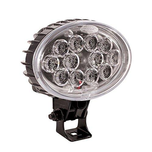 """Jw Speaker 735S-24V Led Worklamp Spot W/Harness, 1400 Effective Lumens, 24V Voltage, 12"""" Cord Length"""