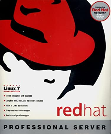 Red Hat Linux 7 Operating System Professional Server