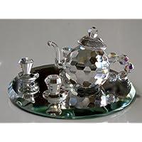 Crystal Tea Set