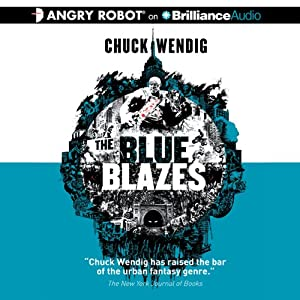 The Blue Blazes Audiobook
