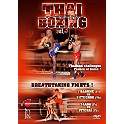 Thai Boxing Vol. 3 - Breathtaking Fights!
