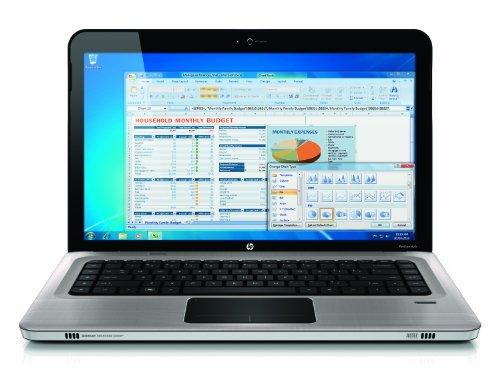 HP Pavilion DV6-3090 15.6-Inch Laptop (Aluminum Pattern)