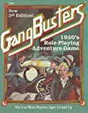 Gangbusters 1920's Role-Playing Adventure Game (0880389753) by Haring, Scott