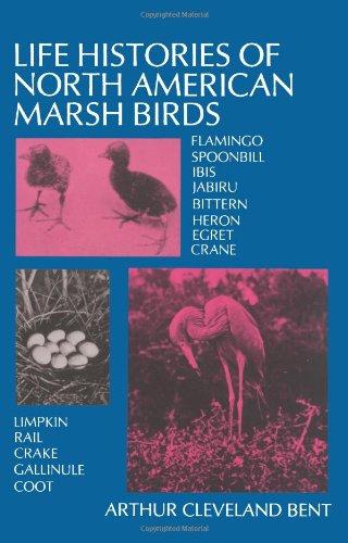 Life Histories of North American Marsh Birds (Dover Birds)