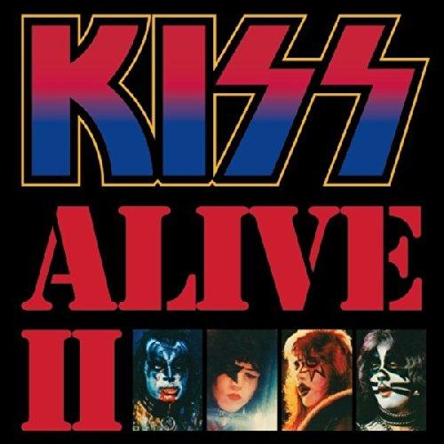 Alive II by Kiss