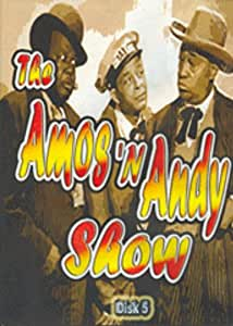 The Amos & Andy Show - Disk 5 - 5 Episodes on DVD
