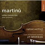 Martinu, B.: Cello Concertos Nos. 1 and 2 / Cello Concertino in C Minor
