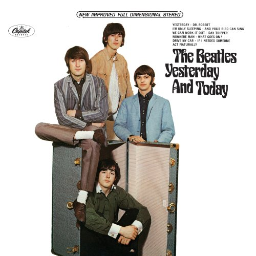 Yesterday And Today (The U.S. Album) by The Beatles