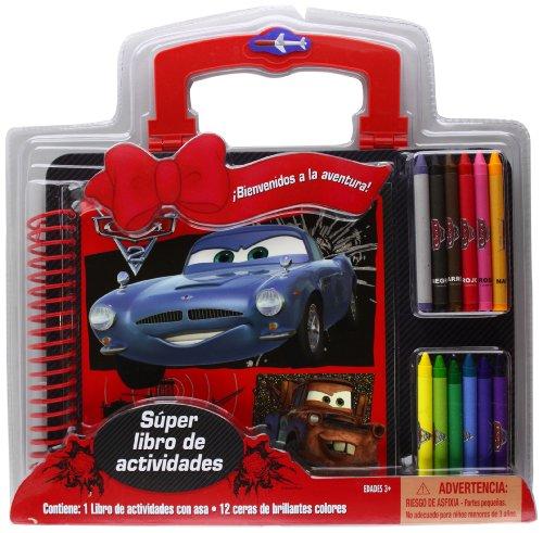 Cars 2. Superlibro actividades (Disney. Cars)