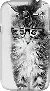 Kasemantra Pussy Cat Case For Samsung Galaxy Grand Duos