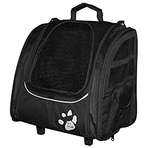 I-GO2-Traveler-Black by Pet Gear